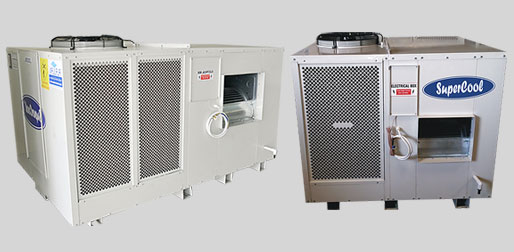 super cool evaporative coolers